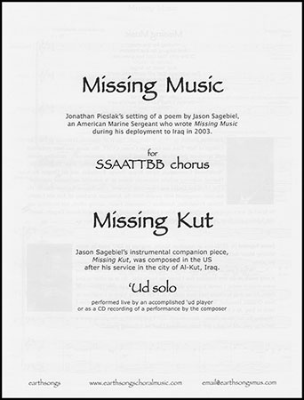Missing Music