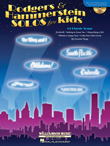 Rodgers and Hammerstein Solos for Kids