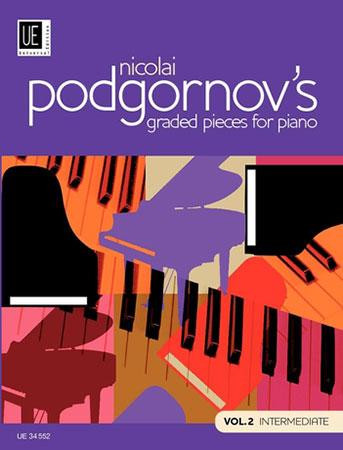 Graded Pieces for Piano No. 2 Intermediate