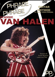 Phrase by Phrase Guitar Method: Classic Van Halen