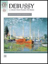 Debussy Twelve Selected Works