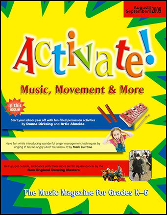 Activate Magazine August 2009-September 2009