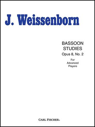 Bassoon Studies Op. 8 No. 2