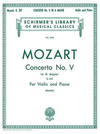 Concerto No. 5 in A Major