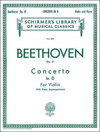 Concerto in D, Op. 61
