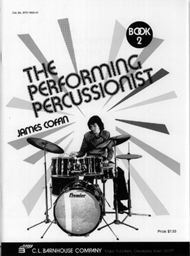 Performing Percussionist Book 2