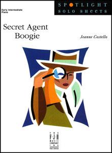 Secret Agent Boogie