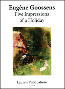 Five Impressions of a Holiday, Op. 7