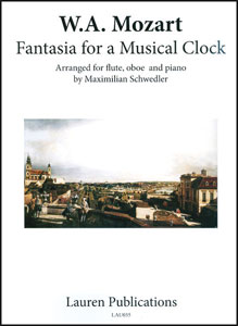 Fantasia for a Musical Clock