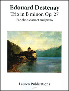 Trio in B Minor, Op. 27