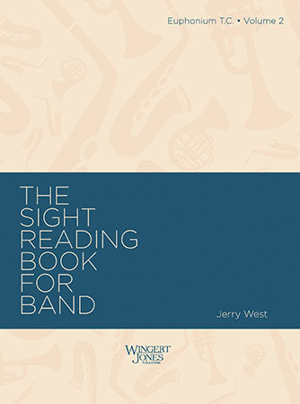The Sight-Reading Book for Band, Vol. 2  Cover