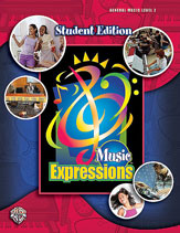 Music Expressions Gr 6 Studen Edition