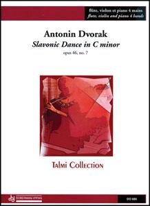 Slavonic Dance in C Minor, Op. 46, No. 7