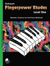 Fingerpower Etudes  Cover