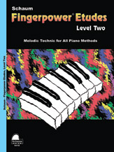 Fingerpower Etudes  Cover