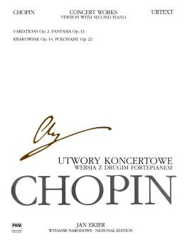 Concert Works, Opp. 2, 13, 14 & 22