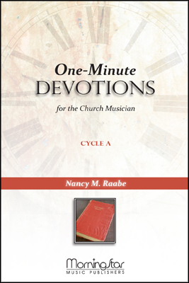 One Minute Devotions for the Church Musician