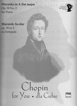 Mazurka in a Flat Major Op. 59 No. 2
