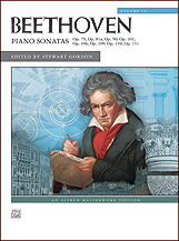 Beethoven Piano Sonatas, Vol. 4