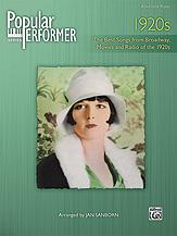 Popular Performer 1920s