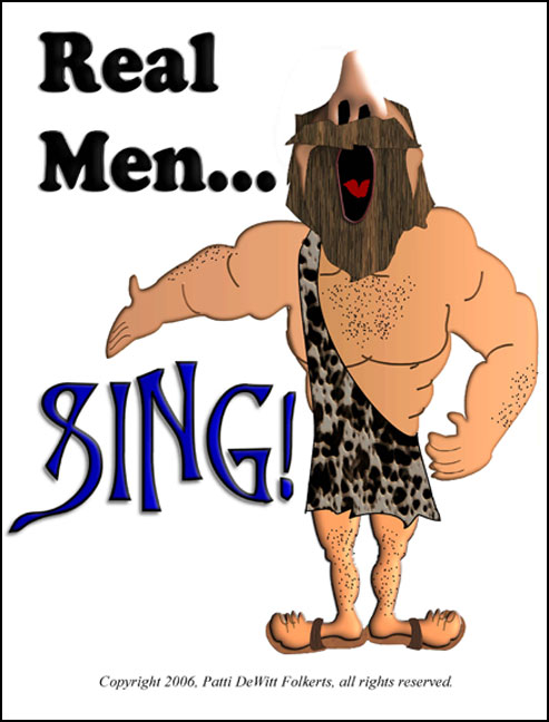 Real Men Sing