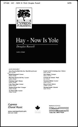 Hey Now Is Yole