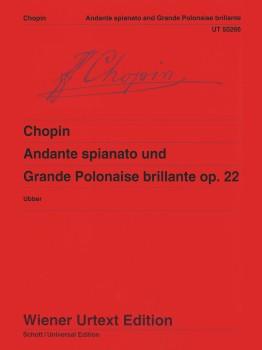 Andante Spinato and Grande Polonaise Brillante, Op. 22