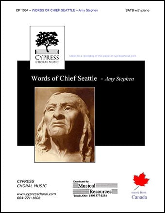 Words of Chief Seattle