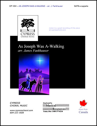 As Joseph Was a Walkin