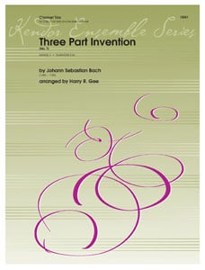 Three Part Invention No. 7