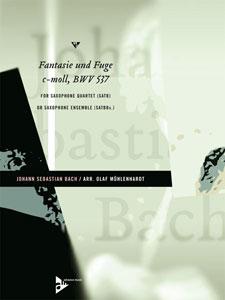 Fantasie and Fugue in C Minor, BWV537