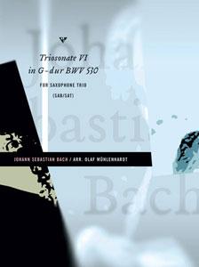 Triosonate Vi in G Major BWV530