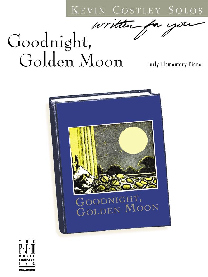 Goodnight Golden Moon