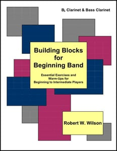 Building Blocks for Beginning Band