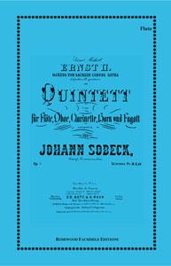 Wind Quintet in F Op. 9