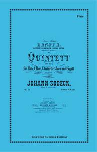 Wind Quintet in B Flat Op. 23
