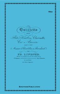 Wind Quintet Op. 1
