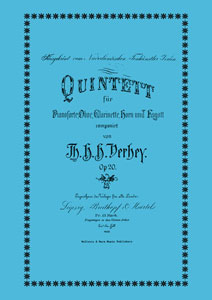 Quintet Op. 20