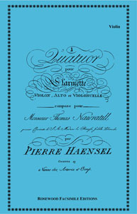 Quartet Op. 19
