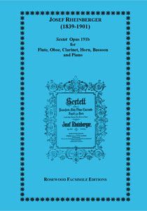 Sextet Op. 191b