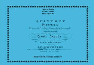 Quintet Op. 32 (arrangement of Octet)