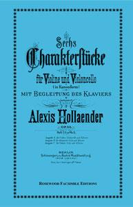 Sechs Charakterstucke Op. 53