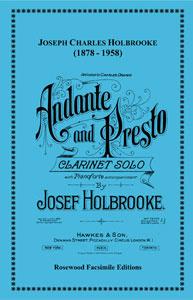 Andante and Presto Op. 6 No. 2