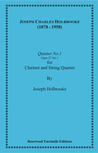 Quintet Op. 27