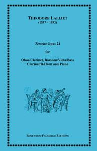 Terzetto Op. 22