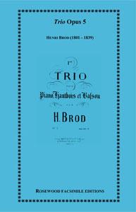 Trio Op. 5