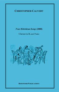 Four Hebridean Songs 2008