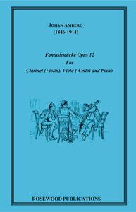 Fantasiestuke Op. 12