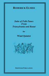 Suite for Wind Quintet of Folktunes from Transylvania and Banat