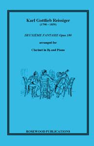 Deuxieme Fantasie Op. 180